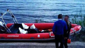 На Вилейском водохранилище спасали перевернувшихся рыбаков