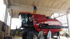 От косилок к комбайнам - Гомсельмаш укрепляет позиции в Пакистане