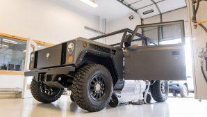 Бизнесмен из Нью-Йорка стал фермером и создал свой электромобиль