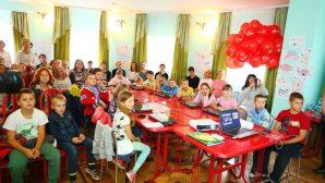 В детском лагере «На Ростанях» состоялся выпуск маленьких программистов