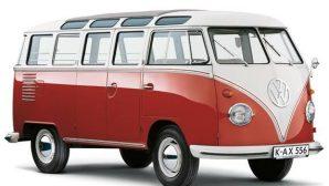 Культовый микроавтобус Volkswagen станет электрическим и беспилотным