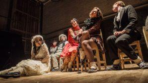 Альметьевский театр кукол представит спектакль «Туй» в Бресте