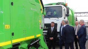 """Представители одного из ведущих промышленных регионов Румынии посетили """"МАЗ"""""""