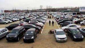В Беларусь стали меньше завозить автомобилей из ЕС