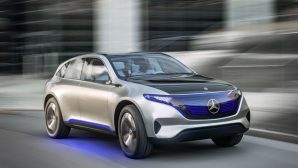 """Daimler AG инвестирует миллиард строительство завода по выпуску """"EQ"""""""