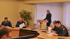 В ГТК Беларуси состоялось заседание научно-технического совета