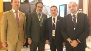 Делегация Беларуси участвует во встрече международных участников ЭКСПО 2020