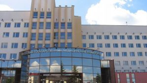 Витебский медицинский университет отмечает 83-летие со дня основания