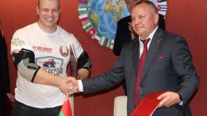 Осилив мировой рекорд, Дмитрий Белайц взялся за крупный контракт