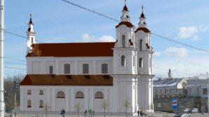 В Витебске восстановят разрушенный при СССР старинный костел
