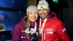 Домрачева и Бьорндален примут участие в «Лыжне России 2019»