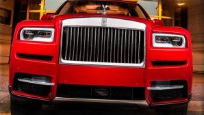 Rolls-Royce выпустил специальные версии элитных авто к году свиньи