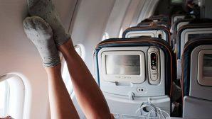 В США пришлось экстренно садить самолет из-за вони в салоне