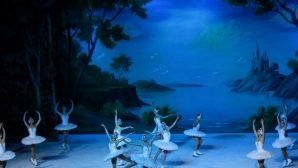 На «Славянском базаре в Витебске» впервые прошел классический балет на льду