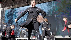 Ежегодный фестиваль «Тбилисоба» прошел в Минске