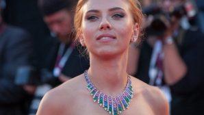 Скарлетт Йоханссон была признана самой высокооплачиваемой актрисой Голливуда