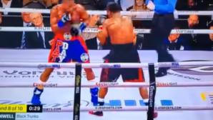 Американский боксер скончался после боя