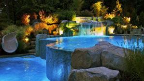 Бассейны и фонтаны
