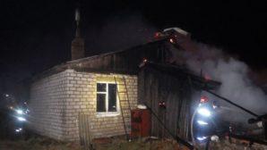 В Могилевском районе пожар унес жизни пожилых супругов