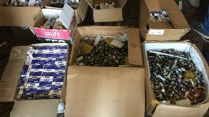 В Гомеле правоохранительные органы задержали организатора лаборатории по изготовлению стероидов
