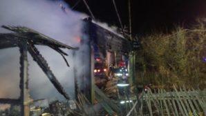 В Витебской области в результате пожара погиб мужчина