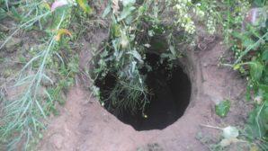 В агрогородке Еремино произошло чрезвычайное происшествие: женщина провалилась в люк