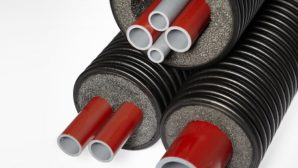 Преимущества гибких полимерных теплоизолированных труб