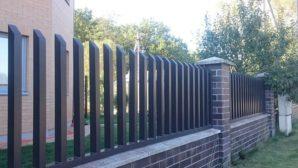 Какой забор стоит выбрать для дачи или загородного дома