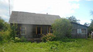 В Мстиславском районе на пожаре погибла девушка