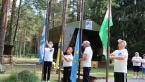 В Беларуси проведен международный туристический слет для пожилых людей