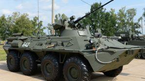 Беларусь задолжала РФ за бронетранспортеры