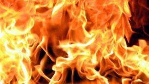 В Речице пожар лишил 4 семьи крыши над головой