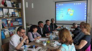 Беларусь посетила делегация Комитета по атомному надзору Словакии