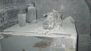 В Кобрине жильцов дома эвакуировали из-за пожара в подвале
