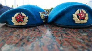 В Витебске установят памятник воинам-десантникам