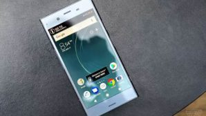 Sony обновит дизайн своих смартфонов