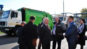 МАЗ с деловым визитом посетила делегация из Ярославля