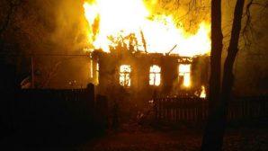 В Минске в заброшенной постройке сгорел человек