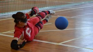 В Витебске прошел V международный турнир по голболу
