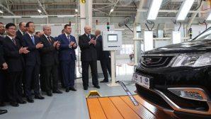 Чем важен запуск нового автозавода в Беларуси?