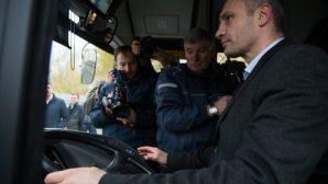 """Киев получил первые 20 из 100 автобусов """"МАЗ"""", запланированные новым тендером"""