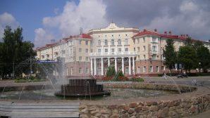 В Полоцке начали реконструкцию площади Франциска Скорины