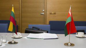 Бизнес Литвы и Беларуси встретятся в Минске