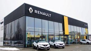 В Могилеве открылся новый автоцентр Renault