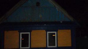 В Быховском районе сельчанин самостоятельно потушил пожар в своем доме