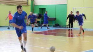 В Пинске назвали победителей турнира ветеранов по мини-футболу 2018