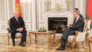 Александр Лукашенко желает улучшения отношений с Брюсселем и хочет ориентировать на ЕС белорусский экспорт