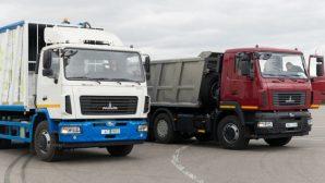 МАЗ в марте увеличил продажи на российском рынке