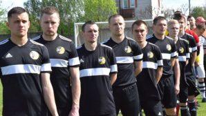 Житковичский ФК ЮАС близок к расформированию из-за долгов