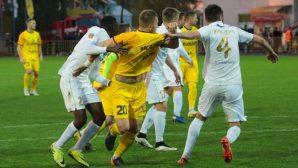 Чемпионат Беларуси: «Шахтер» показал «охоту» игроков «Ислочи» на Сергея Балановича